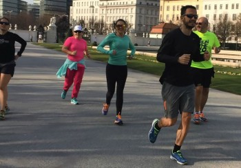 Getting Ready for Vienna City Marathon