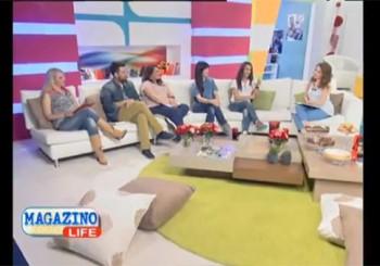 Magazino life – Η Ολυμπιονίκης Αθανασία Τσουμελέκα